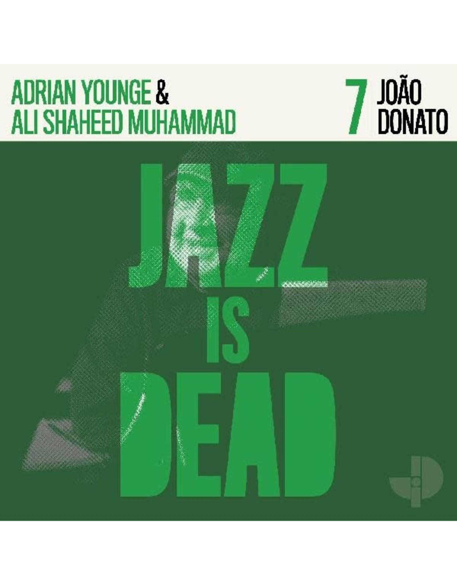 Jazz is Dead Donato, Joao/Adrian Younge/Ali Shaheed Muhammad: João Donato JID007 LP
