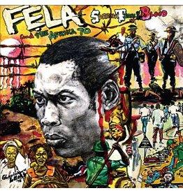 Knitting  Factory Kuti, Fela: Sorrow, Tears & Blood LP