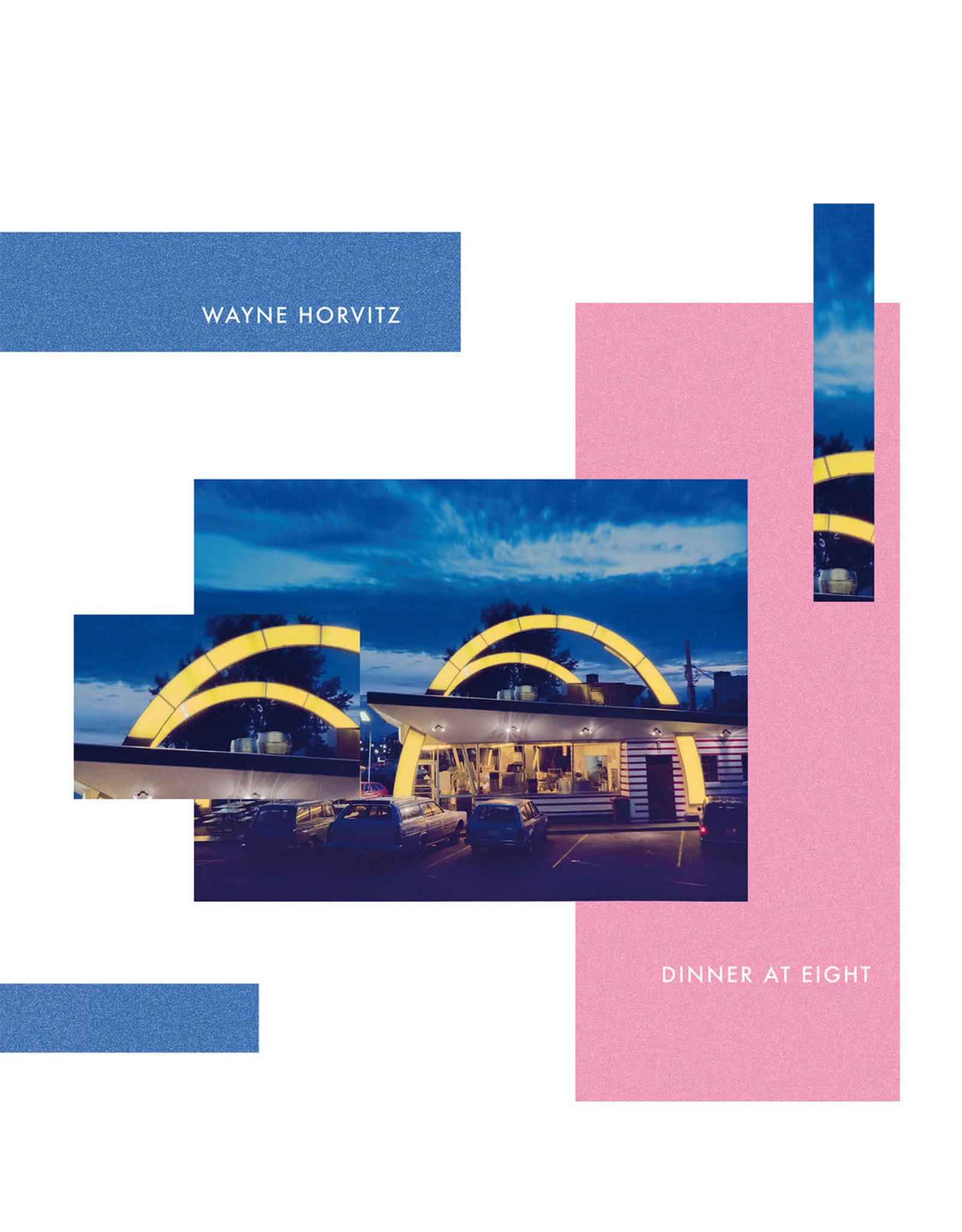Abstrakce Horvitz, Wayne: Dinner at Eight LP