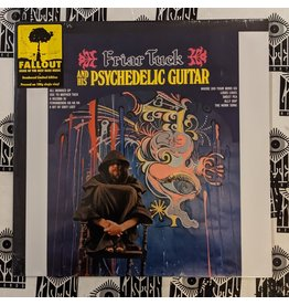 USED: Friar Tuck: Friar Tuck and His Psychedelic Guitar LP