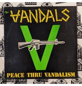 USED: The Vandals: Peace Thru Vandalism LP