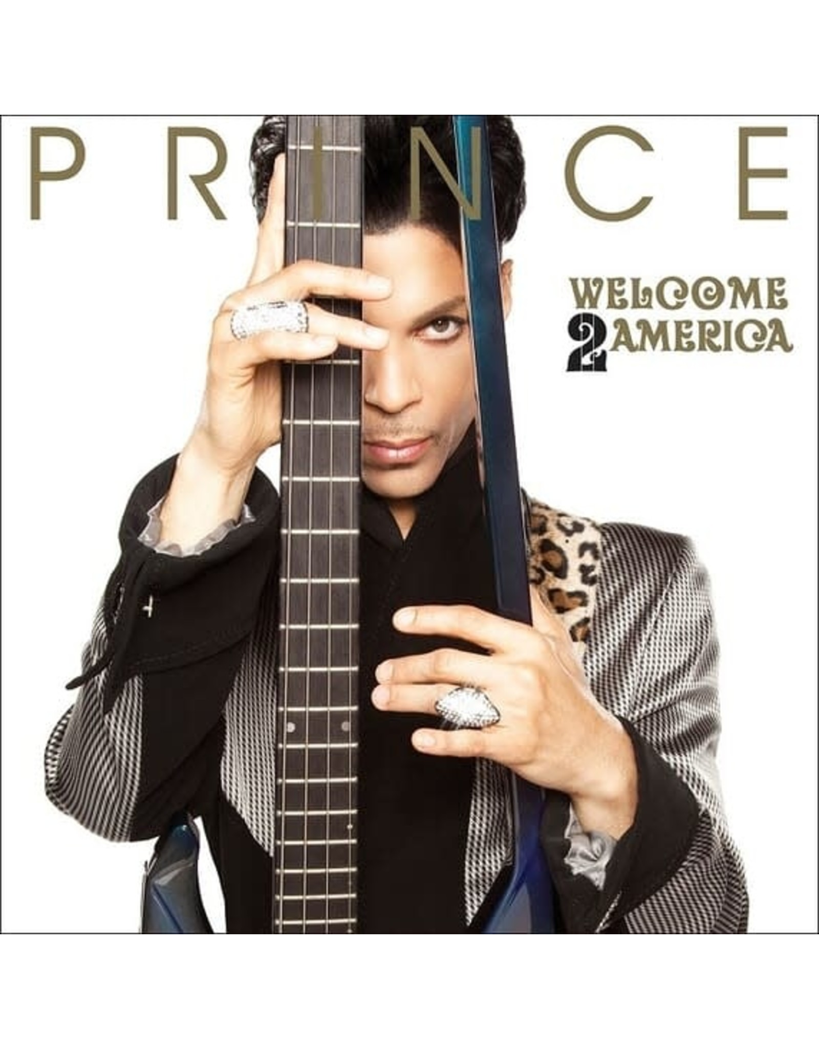 Legacy Prince: Welcome 2 America LP
