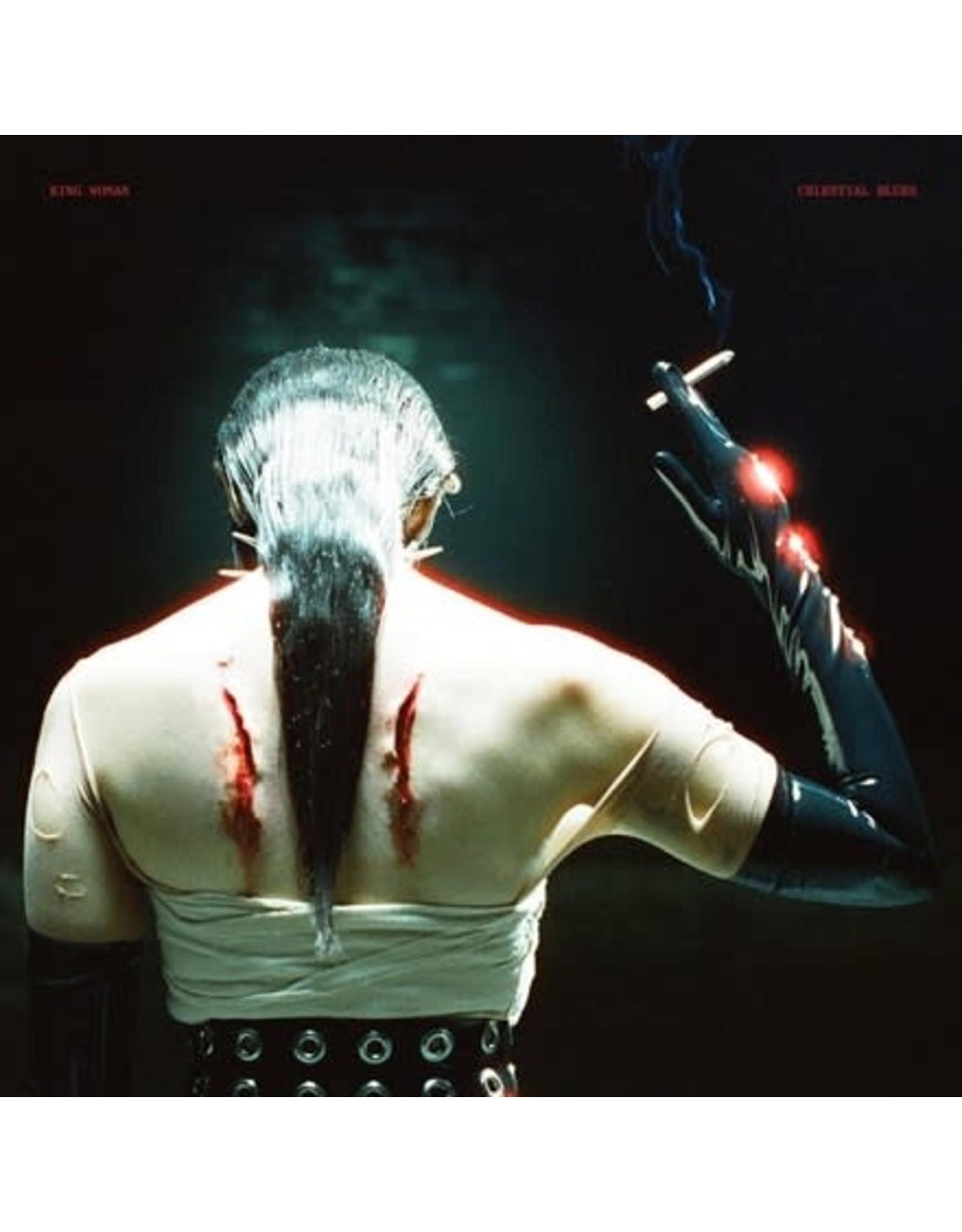 Relapse King Woman: Celestial Blues LP