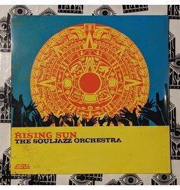 USED: Souljazz Orchestra: Rising Sun LP