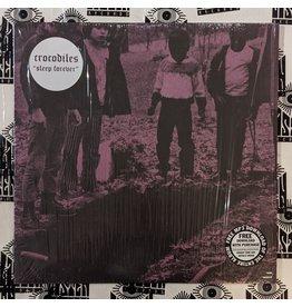 USED: Crocodiles: Sleep Forever LP