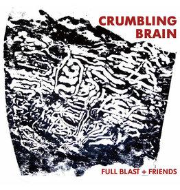 Okka Brotzmann, Peter/Full Blast: Crumbling Brain LP