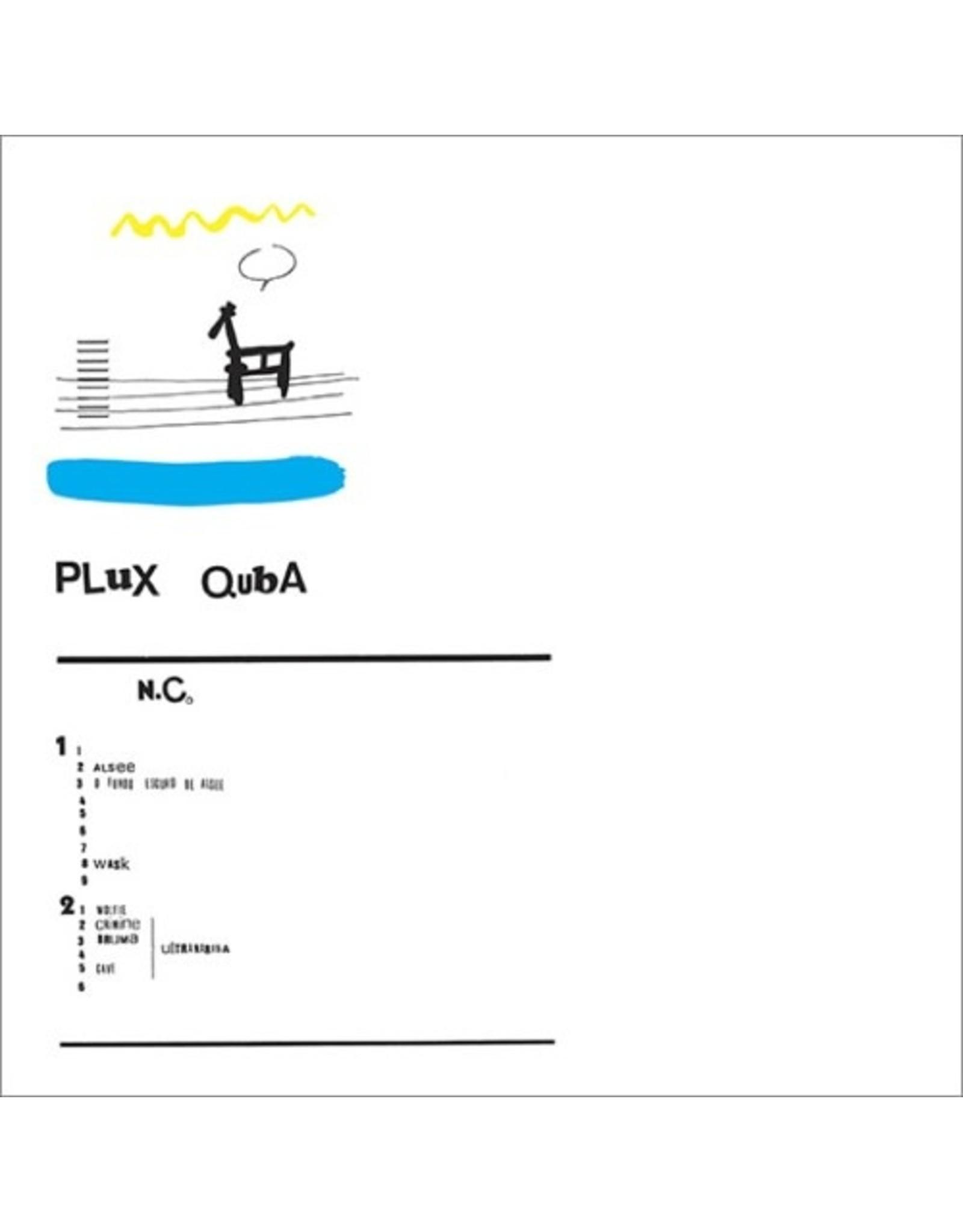 Drag City Canavarro, Nuno: Plux Quba LP