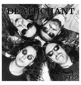 Riding Easy Deathchant: Waste LP