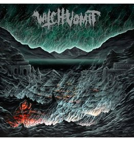 20 Buck Spin Witch Vomit: Buried Deep In A Bottomless Grave (colored)  LP