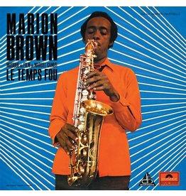 Le Tres Jazz Club Brown, Marion: Le Temps Fou (Musique du Film de Marcel Camus)  LP
