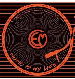 Cometa Various: Music Is My Life LP