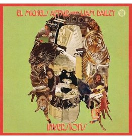 Big Crown El Michels Affair meets Liam Bailey: Ekundayo Inversions (clear red) LP