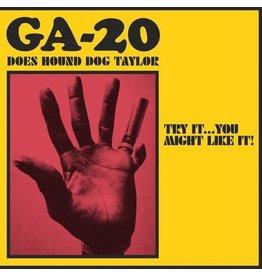 Karma Chief GA-20: GA-20 Does Hound Dog Taylor (salmon pink) LP