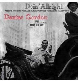 Blue Note Gordon, Dexter: Doin Allright (Blue note 80) LP