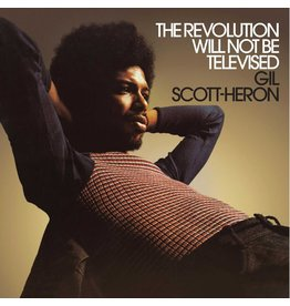 BGP Scott-Heron, Gil: The Revolution Will not Be Televised LP