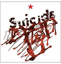 Mute Suicide: Suicide (red) LP