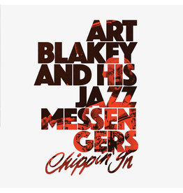 Tidal Wave Music Blakey, Art And The Jazz Messengers: Chipping In LP