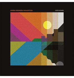 Thrill Jockey Anderson, Marisa/William Tyler: Lost Futures LP