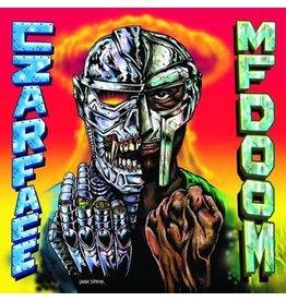 Silver Age Czarface & MF Doom: Czarface Meets Metal Face LP