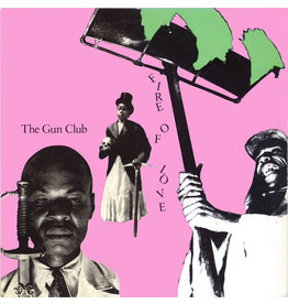 Extra Term Audio Gun Club: Fire Of Love (deluxe edition) LP