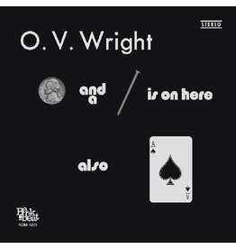Real Gone Wright, O.V.: A Nickel and a Nail and Ace of Spades LP