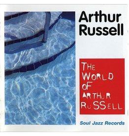 Soul Jazz Russell, Arthur: The World Of Arthur Russell LP