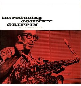 Blue Note Griffin, Johnny: Introducing Johnny Griffin LP