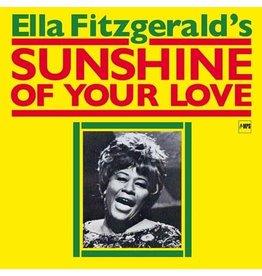 MPS Fitzgerald, Ella: Sunshine of Your Love LP