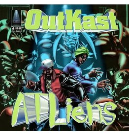 Legacy Outkast: ATLiens - 25th Anniversary LP