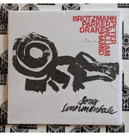 USED: Brotzmann, Parker, Drake: Song Sentimentale LP