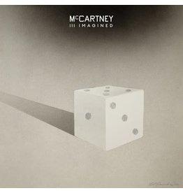 Capitol Mccartney, Paul: McCartney III Imagined (Gold/Indie exclusive) LP