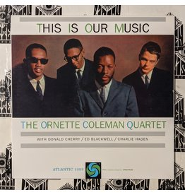 USED: Ornette Coleman: This is Our Music LP