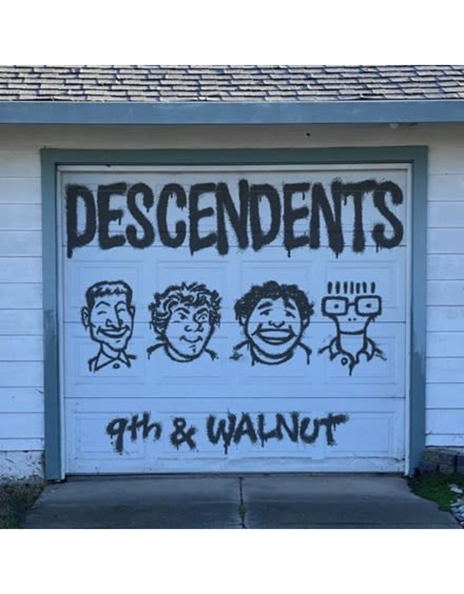 Epitaph Descendents: 9th & Walnut LP