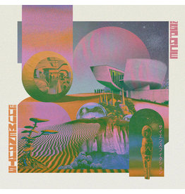 Do Right! Luvmenauts: In Space (white) LP