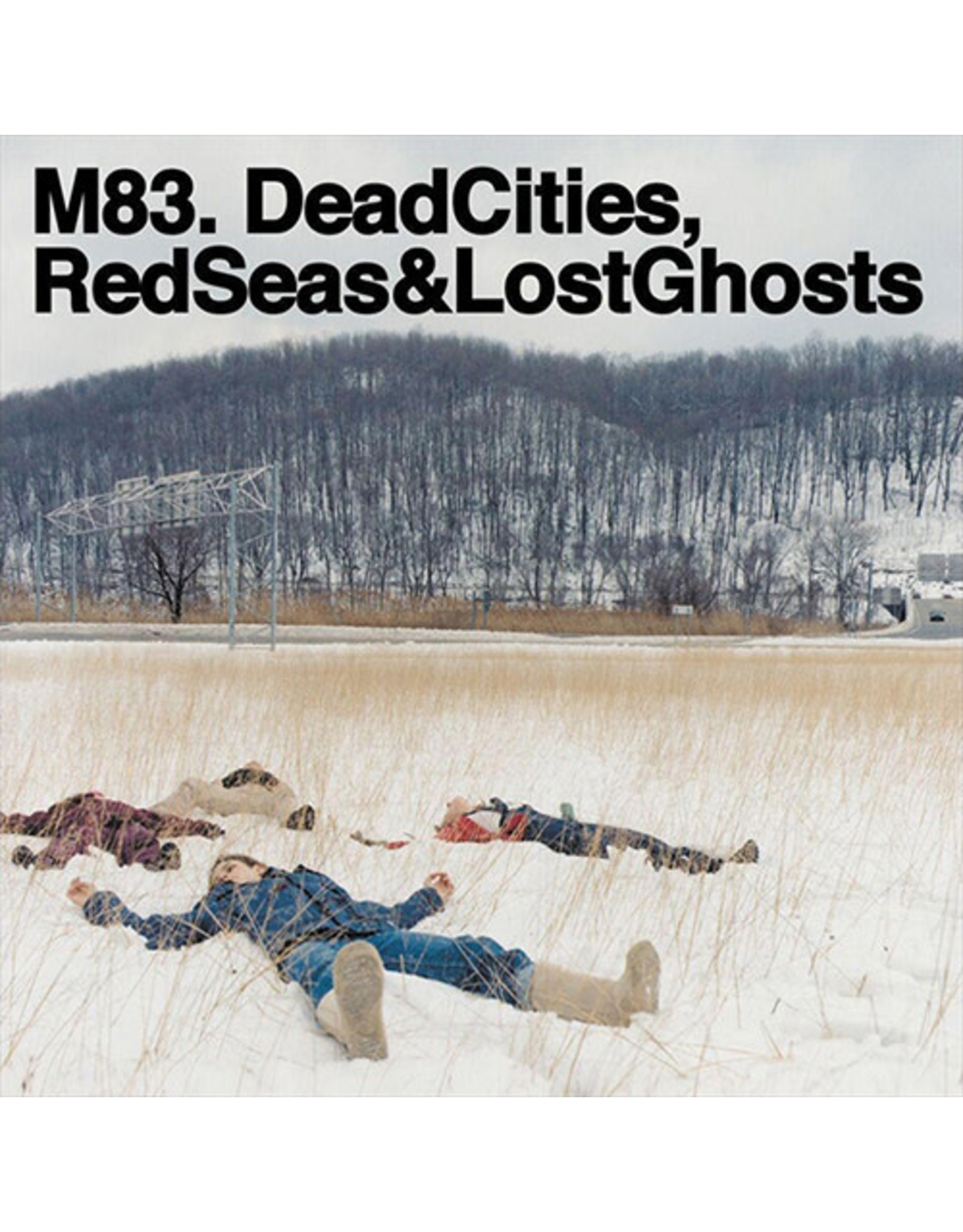 Mute M83: Dead Cities, Red Seas And Lost Ghosts LP