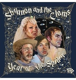 Easy Eye Sound Shannon & The Clams: Year Of The Spider (Pink/Black Swirl/Indie Exclusive) LP