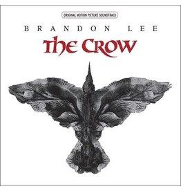 Atlantic soundtrack: The Crow (black/etching) LP