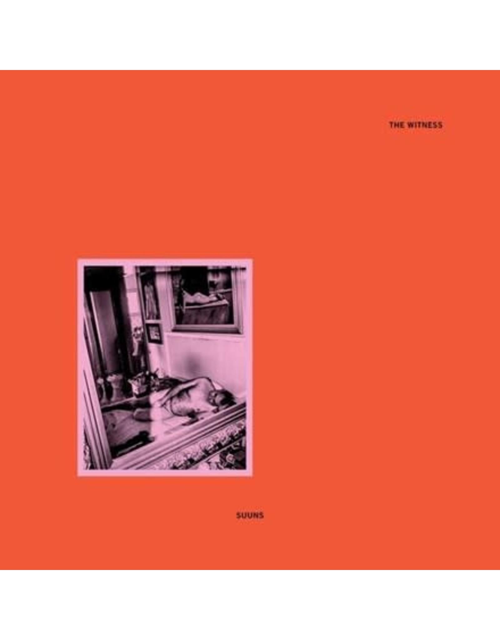 Secret City Suuns: The Witness (clear) LP