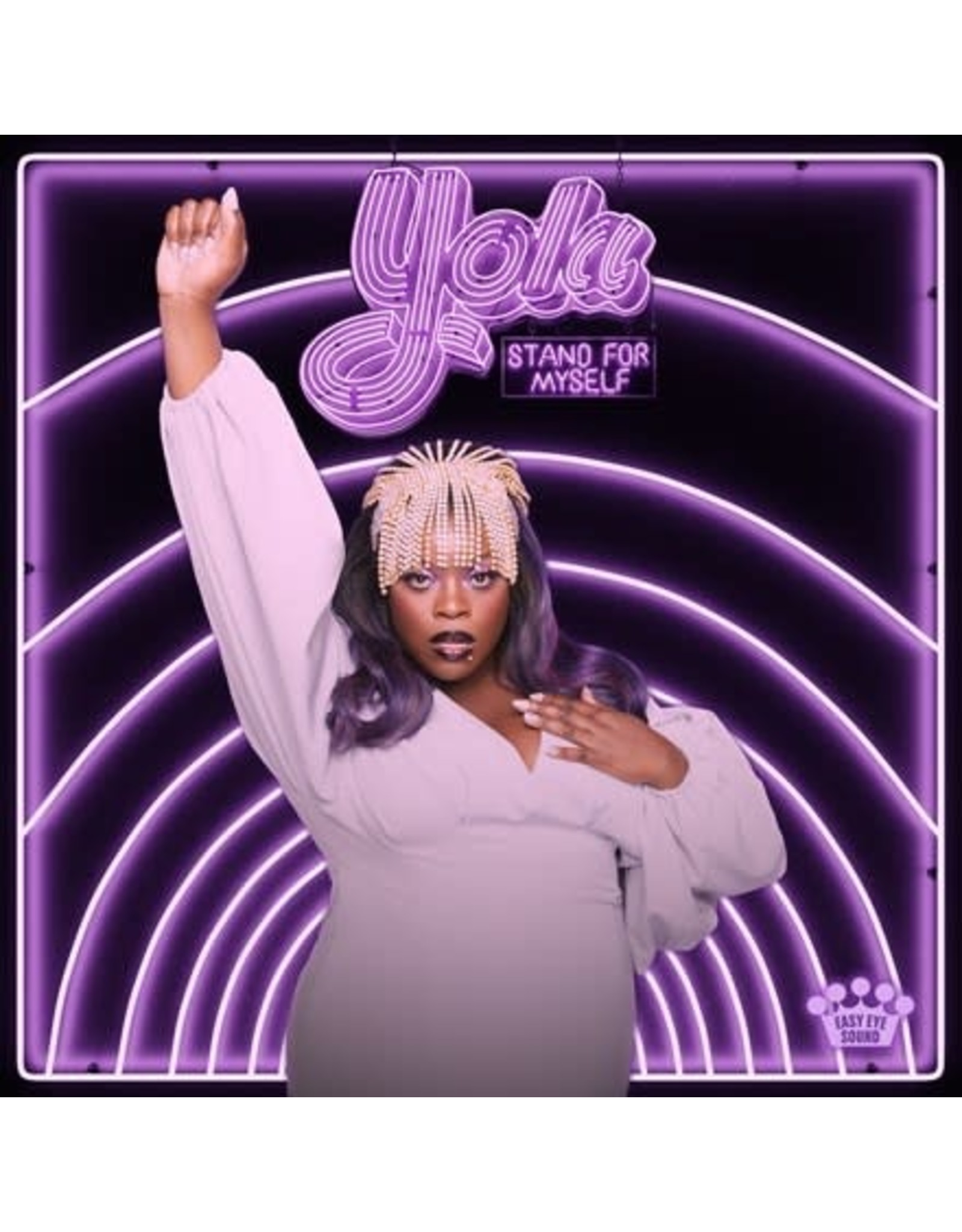 Easy Eye Sound Yola: Stand For Myself (Neon pink/Indie exclusive) LP
