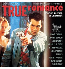 Real Gone Various: True Romance OST (Blue with Magenta Splatter) LP