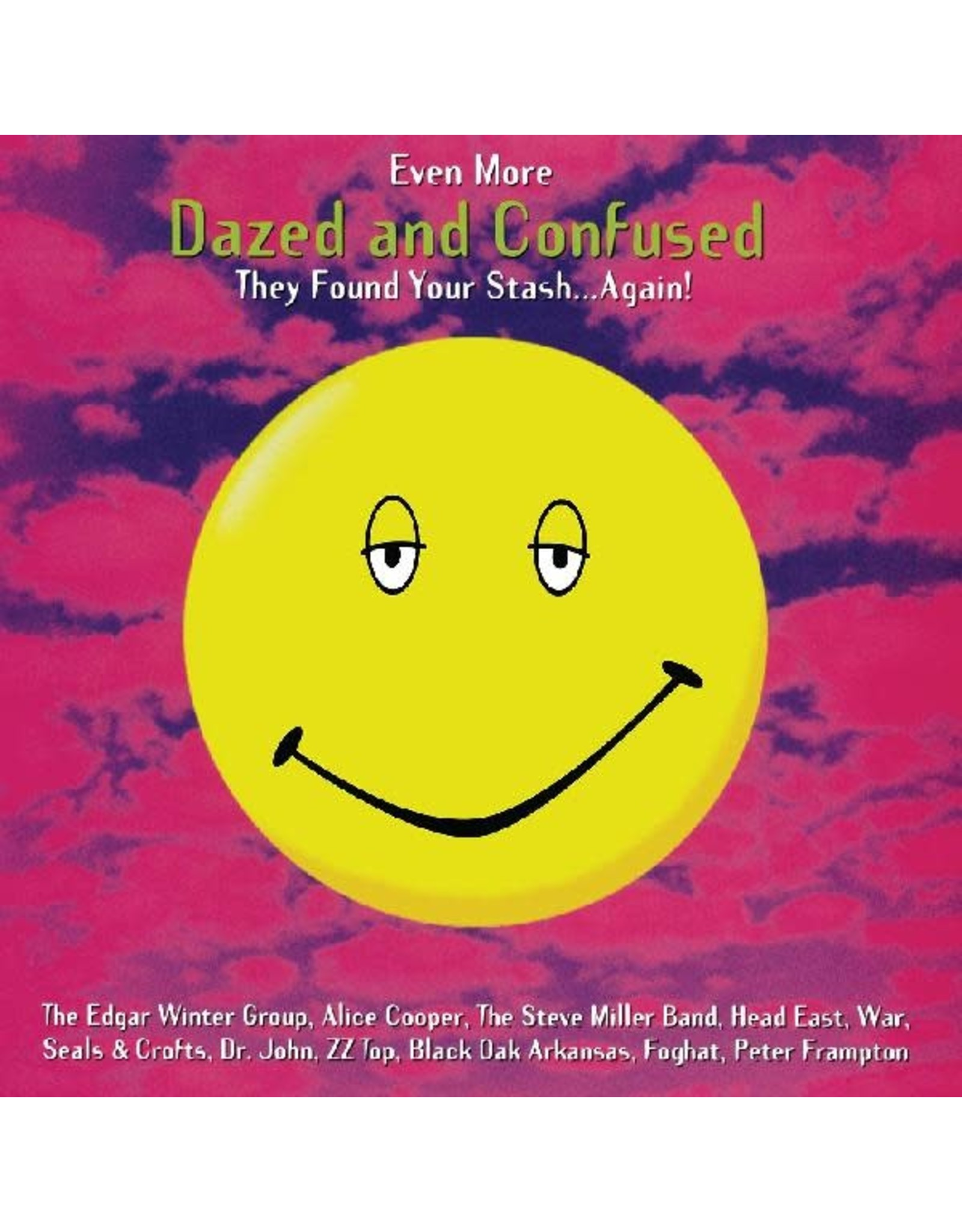 Real Gone Various: Even More Dazed and Confused LP