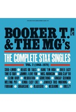 Real Gone Booker T. & the MG's - The Complete Stax Singles Vol. 2 (1968-1974) LP