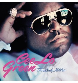 Real Gone Green, Cee Lo: The Lady Killer (Hot Pink) LP