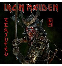 Sanctuary Iron Maiden: Senjutsu LP