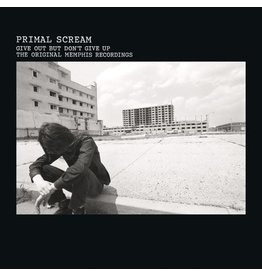 Run Out Groove Primal Scream: Give Out But Don't Give Up LP