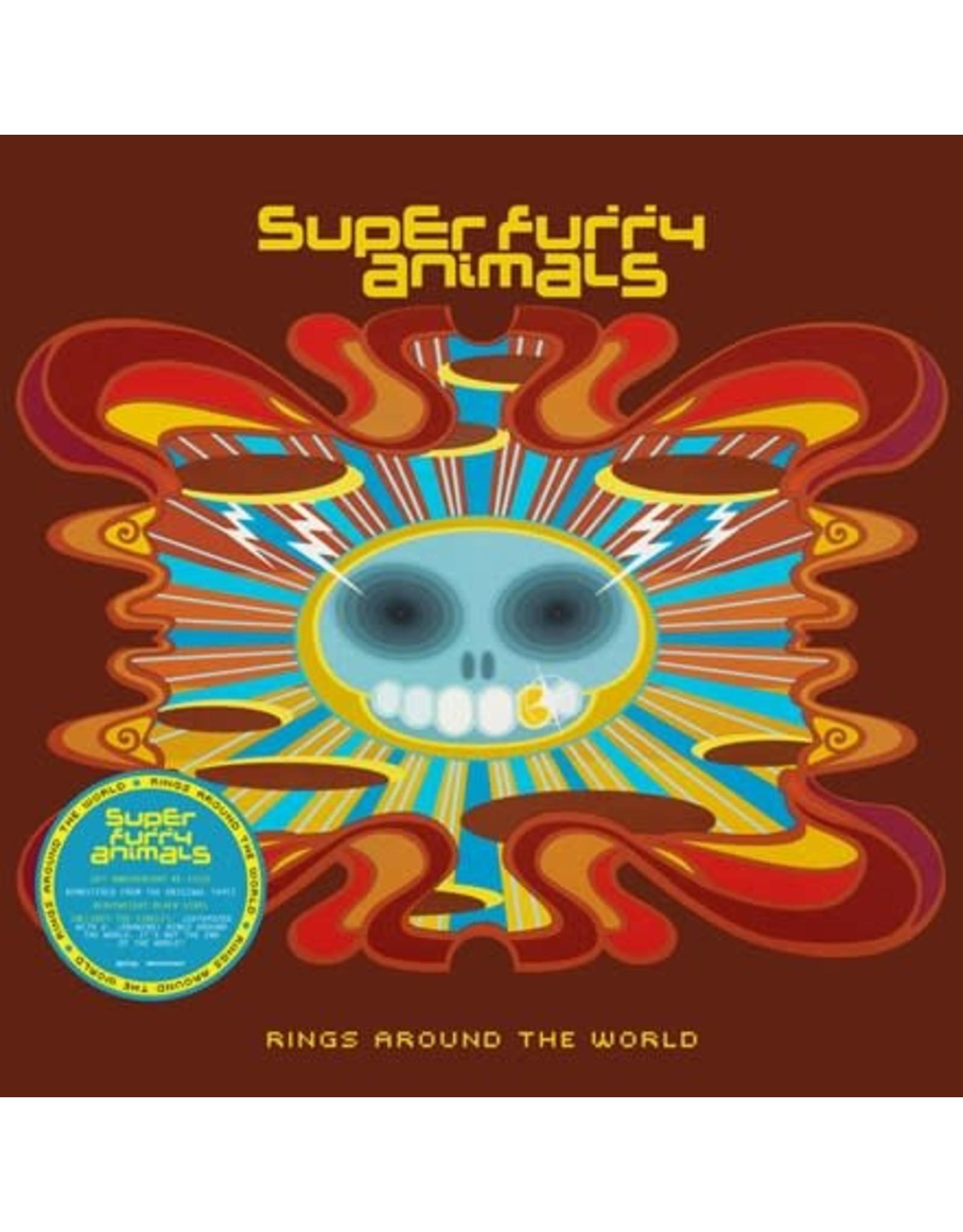 BMG Super Furry Animals: Rings Around the World LP