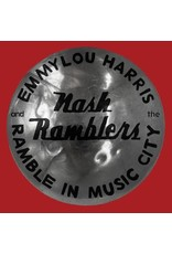 Nonesuch Harris, Emmylou: Ramble in Music LP