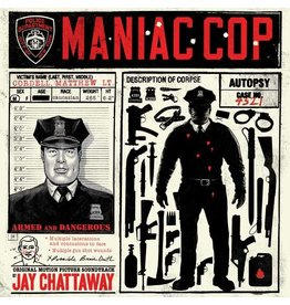 Ship to Shore Chattaway, Jay: Maniac Cop (Red) LP