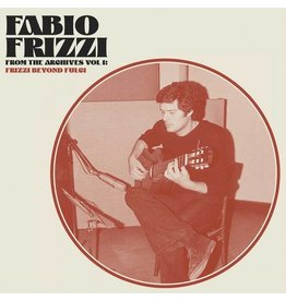 Ship to Shore Frizzi, Fabio: Frizzi Beyond Fulci: From the Archives Vol. 1 (Clear) LP