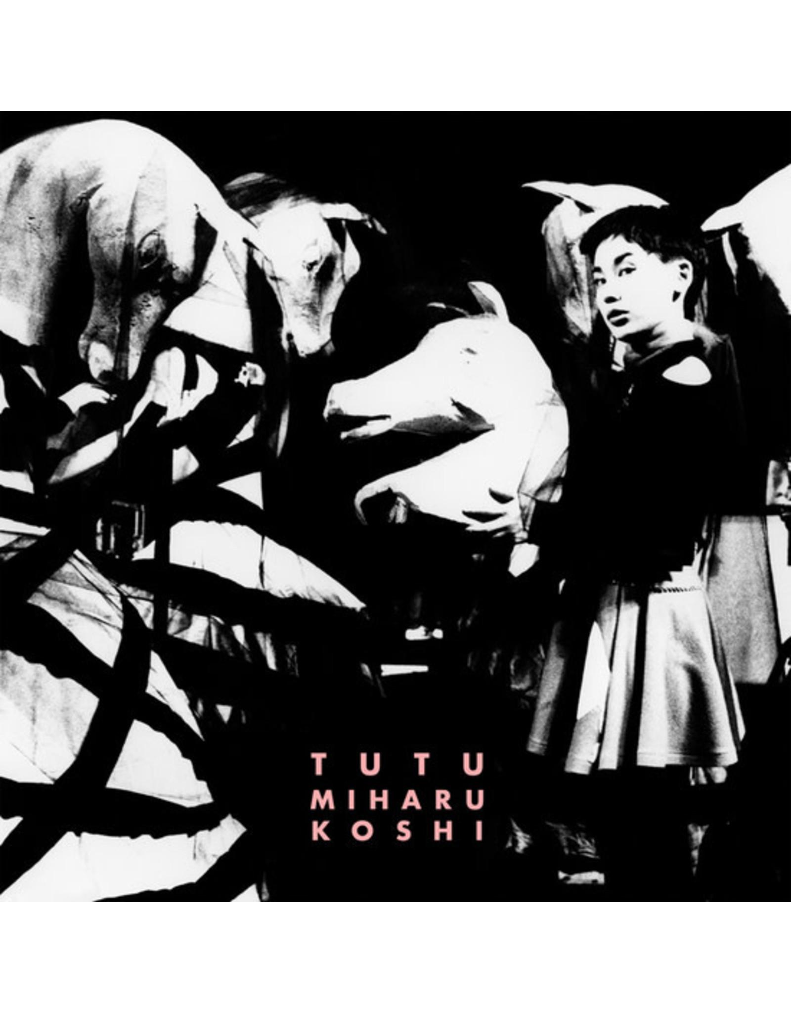 Great Tracks Koshi, Miharu: Tutu LP